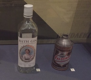 "From ""Will & Jane"" exhibit at the Folger Shakespeare Library includes ""Jane Austen's Bath Gin"""