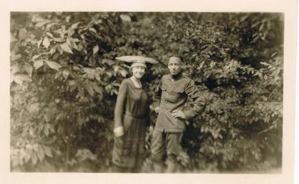 WWI-1918-Donald Chapman WWI