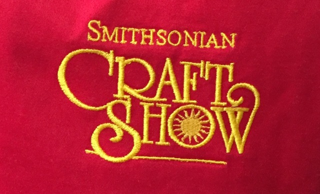Smithsonian Craft Show Booth